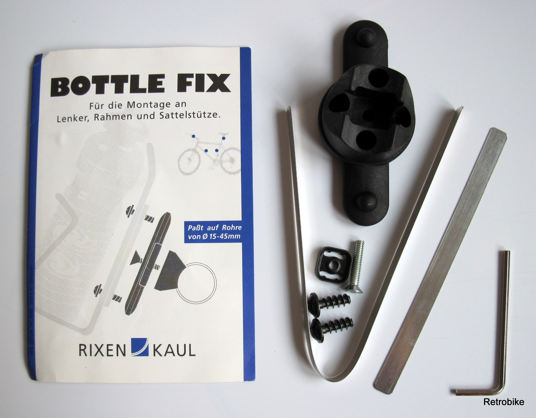 Bottle fix; Ø 15-45mm