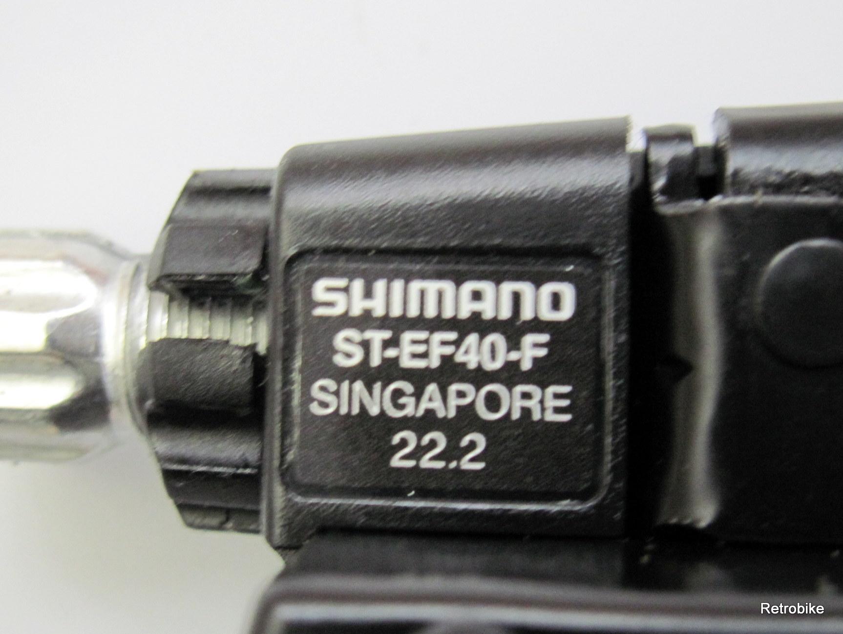 Schalt-// Bremshebel Shimano Tourney ST-EF40-F 3-fach links